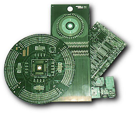 Probe-Card - Multilayer