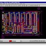 Intel 8031 Layout